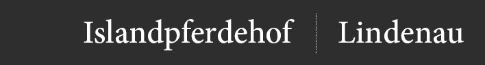 Islandpferdehof-Lindenau